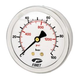 FIMET INOX V 12 bar mérőóra (63mm)