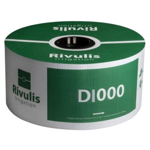 RIVULIS D1000 16/30cm, 1,5l/ó, 8mil, 200m csepegtetőszalag