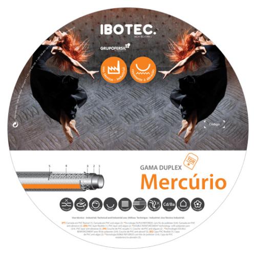 "IBOTEC MERCURIO, 1/2"" - 25m/tekercs"