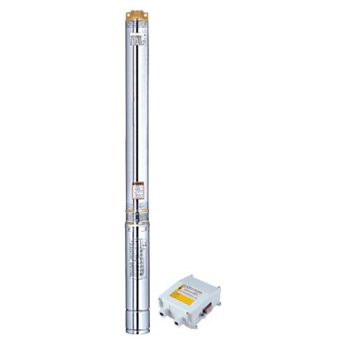 LEO 3XRm 2.5/16-0,55 csőszivattyú