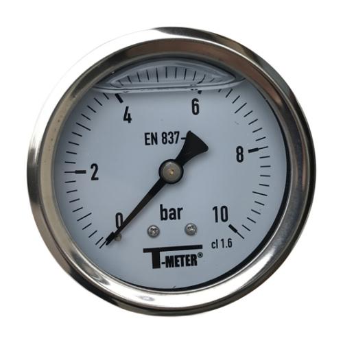 T-METER INOX V 6 bar mérőóra (63mm)